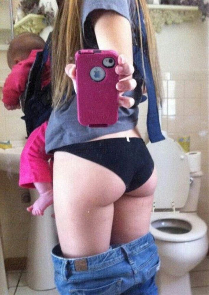 Inappropriate Mom Photos (10)