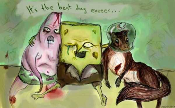 bizarre-weird-spongebob-fan-art-10