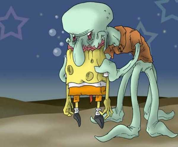 bizarre-weird-spongebob-fan-art-20