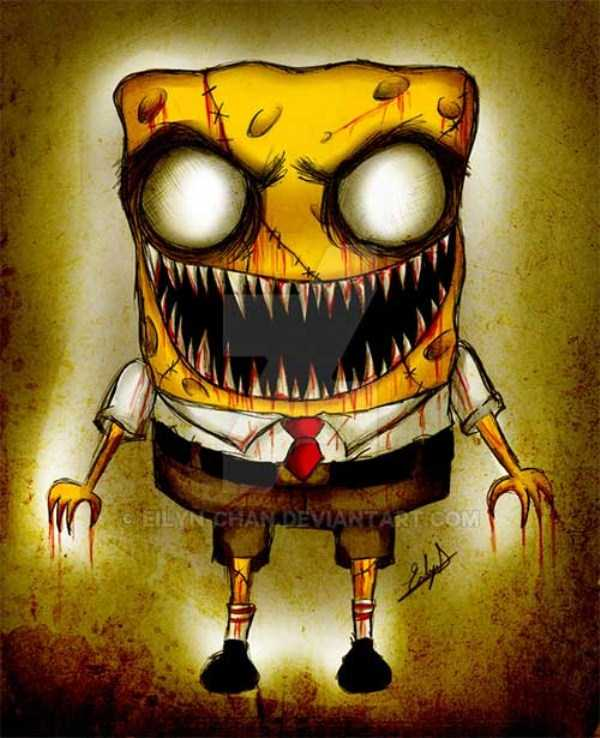 bizarre-weird-spongebob-fan-art-23