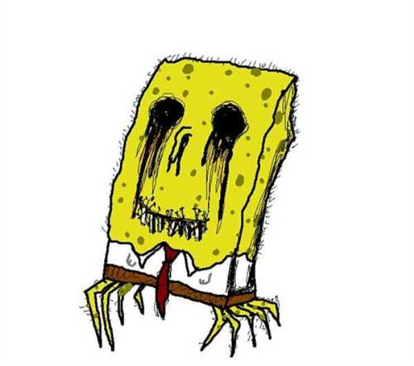 bizarre-weird-spongebob-fan-art-4