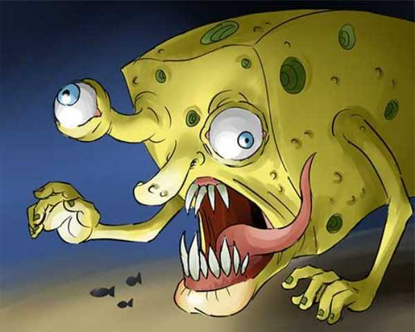 bizarre-weird-spongebob-fan-art-9